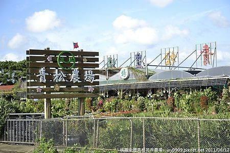 [桃園中壢] 青松花卉農場 20110612