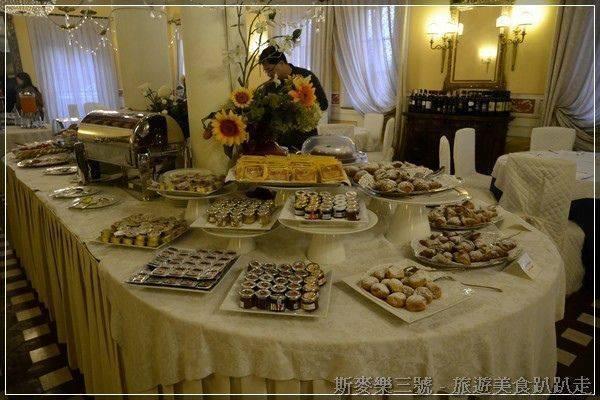 [義大利佛羅倫斯] 第七天(聖吉米納諾、佛羅倫斯、牛肚麵包、烏菲茲美術館、蕾莉歐、歐洲之星 EuroStar、luna hotel baglioni) 20131112