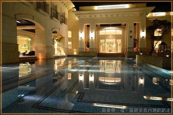 [宜蘭蘇澳推薦] 瓏山林蘇澳冷熱泉度假飯店 (環境篇、房間篇) 20140322