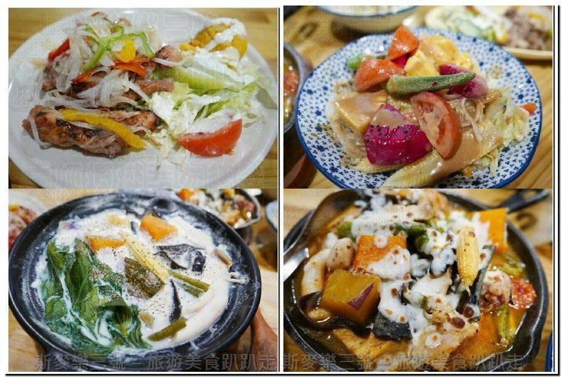 [雲林虎尾] 海參食堂 蔬菜很多的料理 20170715
