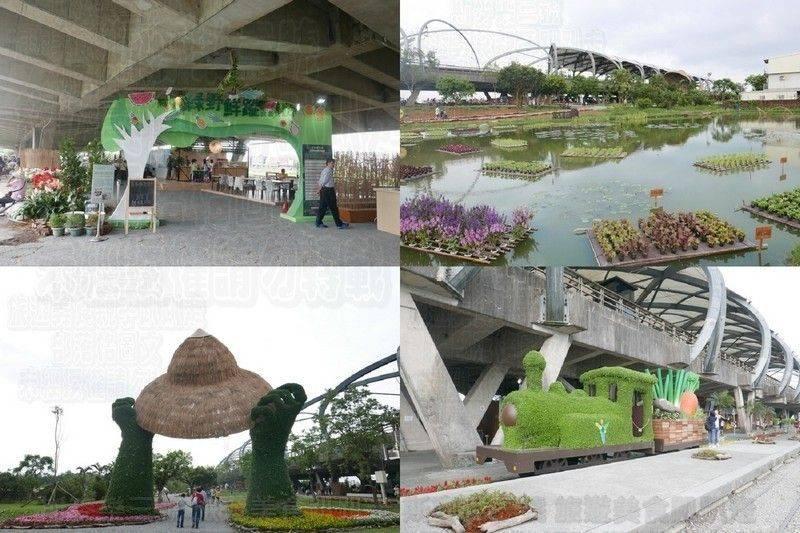 [宜蘭冬山] 2018宜蘭綠色博覽會 冬山老街3D彩繪牆 20180421