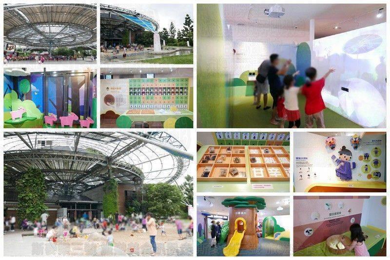 [屏東內埔] 六堆客家文化園區 玩沙親水室內兒童館 親子同遊趣 20180721