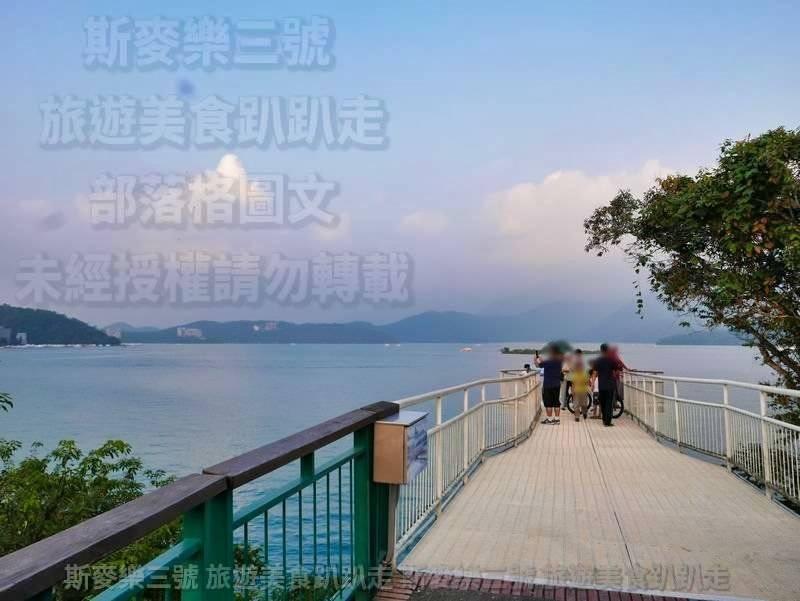 [南投魚池] 向山懸臂式觀景台 (向山自行車道) 20191011